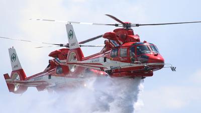 JA03CF - Aérospatiale SA 365N3 Dauphin 2 - Japan - Chiba City Fire Bureau