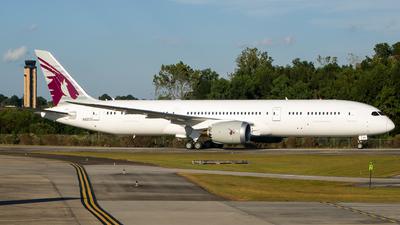 N8291V - Boeing 787-9 Dreamliner - Boeing Company
