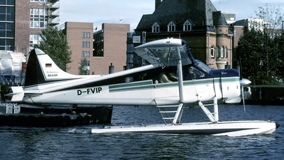 D-FVIP - De Havilland Canada DHC-2 Mk.I Beaver - Private