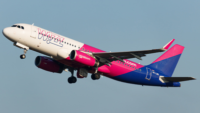 A picture of HALWS - Airbus A320232 - Wizz Air - © Kuba Kawczynski