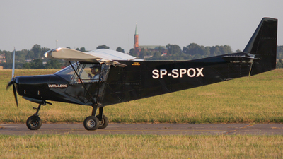 SP-SPOX - Zenair STOL CH 701 - Private