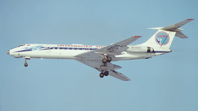 RA-65575 - Tupolev Tu-134A-3 - Chernomor Avia