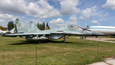 06 - Mikoyan-Gurevich MiG-29 Fulcrum - Ukraine - Air Force