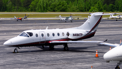 N484TP - Hawker Beechcraft 400A - Private