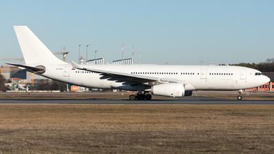 SU-GCG - Airbus A330-243 - EgyptAir