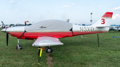 N3XD - Lancair IV - Private