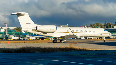 11-0550 - Gulfstream C-37B - United States - US Air Force (USAF)