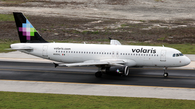 N505VL - Airbus A320-233 - Volaris