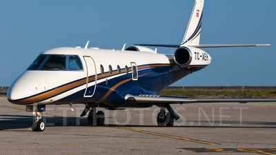 TC-AEH - Gulfstream G150 - Private