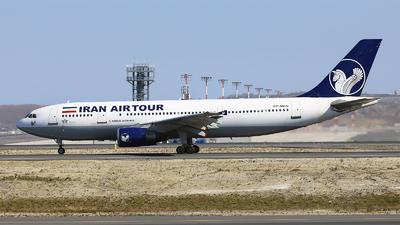 EP-MDN - Airbus A300B4-605R - Iran Air Tours