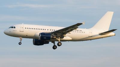 UR-CRU - Airbus A319-114 - Anda Air
