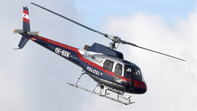 OE-BXK - Aérospatiale AS 350B1 Ecureuil - Austria - Ministry of Interior