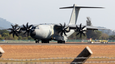A picture of M5403 - Airbus A400M180 -  - © Darius Ang