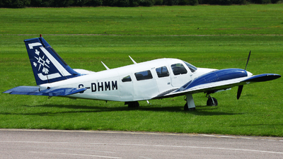 G-DHMM - Piper PA-34-200T Seneca II - Private