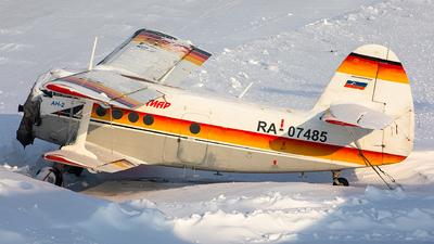 RA-07485 - Antonov An-2TP - Naryan-Mar Air Enterprise