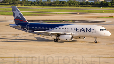 CC-BAM - Airbus A320-233 - LAN Airlines