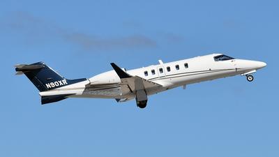 N90XR - Bombardier Learjet 45 - Private