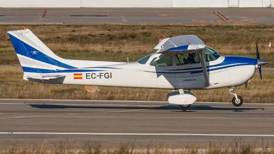 EC-FGI - Cessna 172N Skyhawk II - Aero Club - Barcelona-Sabadell