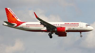 VT-CIH - Airbus A320-251N - Air India