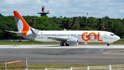 PR-GZK - Boeing 737-85R - GOL Linhas Aéreas