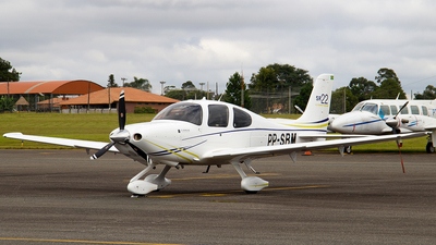 PP-SBM - Cirrus SR22 Compass - Private