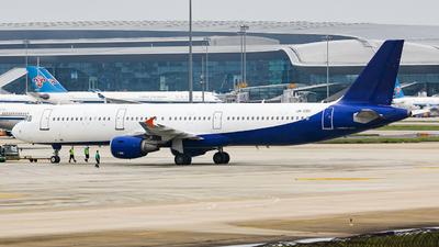 UR-CSU - Airbus A321-211 - Anda Air