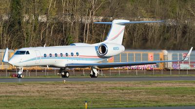 N890A - Gulfstream G550 - Private