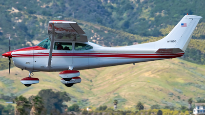 N118SC - Cessna 182R Skylane II - Private