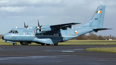 253 - CASA CN-235MPA - Ireland - Air Corps
