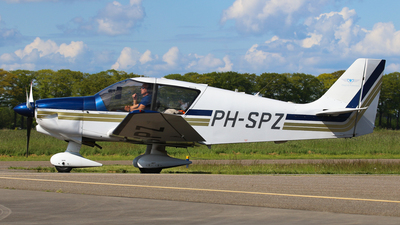 A picture of PHSPZ - Robin DR400/140B - [2597] - © BaszB