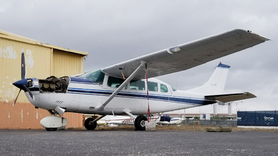 N9405M - Cessna T207A Turbo Skywagon 8 - Private