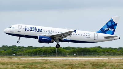 N630JB - Airbus A320-232 - jetBlue Airways