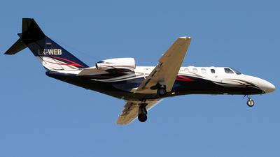 LX-WEB - Cessna 525B CitationJet 3 - Jetfly Aviation