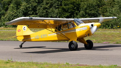 A picture of HBKMY - Aviant A18 Husky - [2442] - © Alexandre Fazan