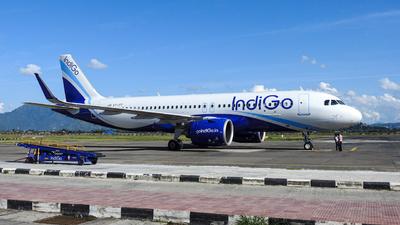 VT-ITT - Airbus A320-271N - IndiGo Airlines