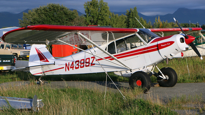 N4399Z - Piper PA-18-150 Super Cub - Private