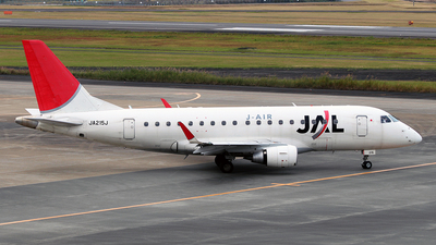JA215J - Embraer 170-100STD - J-Air
