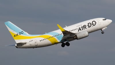 JA11AN - Boeing 737-781 - Air Do (Hokkaido International Airlines)