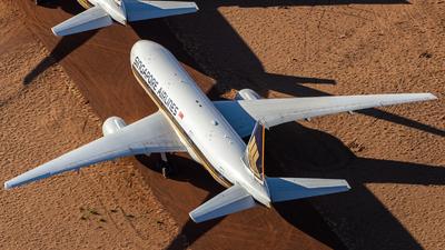 9V-SVE - Boeing 777-212(ER) - Singapore Airlines