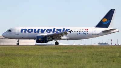 TS-INH - Airbus A320-214 - Nouvelair