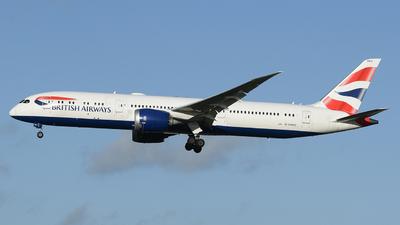 G-ZBKO - Boeing 787-9 Dreamliner - British Airways