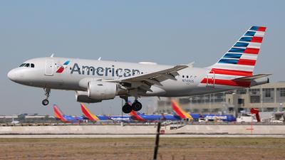 N749US - Airbus A319-112 - American Airlines