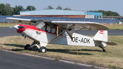 OE-ADK - Piper PA-18-150 Super Cub - Private