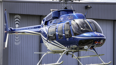 C-GVIH - Bell 407 - Coldstream Helicopters