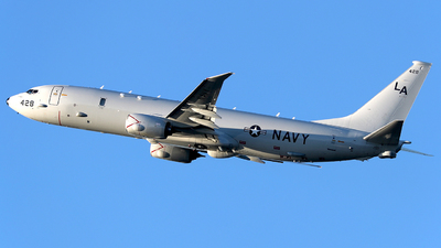 168428 - Boeing P-8A Poseidon - United States - US Navy (USN)
