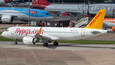 TC-NCB - Airbus A320-251N - Pegasus Airlines