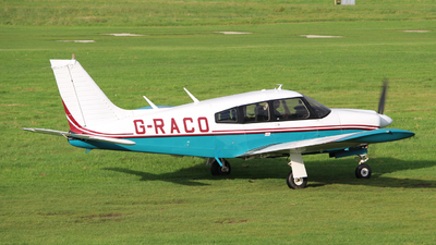 G-RACO - Piper PA-28R-200 Arrow II - Graco Group