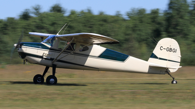C-GBGI - Cessna 140 - Private