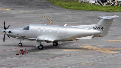 N77EA - Pilatus PC-12/47E - Private
