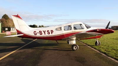 G-BYSP - Piper PA-28-181 Archer II - Take Flight Aviation
